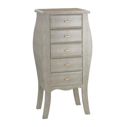 Sterling 180002 Bowed Series Wood Chest