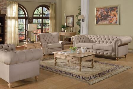 Acme Furniture 51305SLC Shantoria Living Room Sets