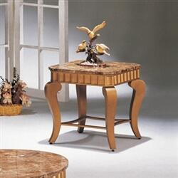 Yuan Tai 3381E Jasmine Series  End Table