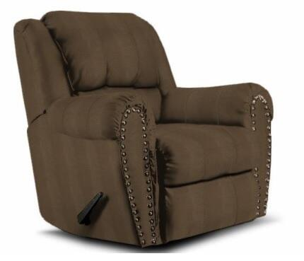 Lane Furniture 21495401320 Summerlin Series Transitional Fabric Wood Frame  Recliners