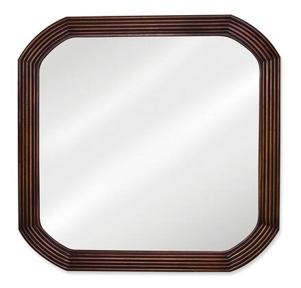Bath Elements MIR025  Square Both Bathroom Mirror