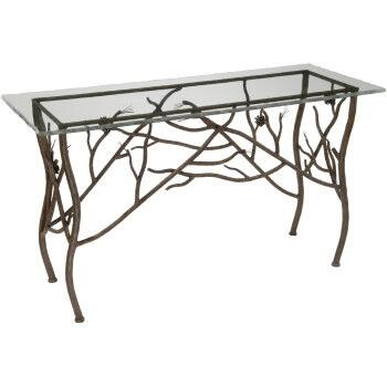 Stone County Ironworks 904-081 Pine Console Table