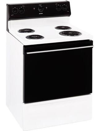 Hotpoint RB525BHWH  Freestanding Range with