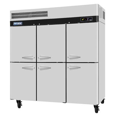 Turbo Air PRO776F 76 cu. ft. Solid Door Commercial Reach In Freezer