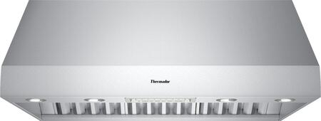 Thermador Professional PH54GS 54-Inch Wall Hood with 27-Inch Depth