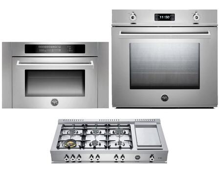 Bertazzoni 347212 Professional Kitchen Appliance Packages