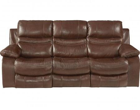 Catnapper 64241128319308319 Patton Series  Leather Sofa
