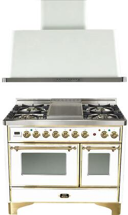 Ilve 720771 Majestic Kitchen Appliance Packages