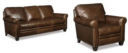 Hooker Furniture SS16703088KIT2 Kingston Living Room Sets
