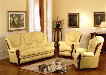 VIG Furniture VGDIMDANIELA Modern Leather Living Room Set