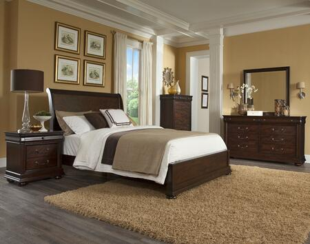 Klaussner 398KSBDMNC Parkview King Bedroom Sets