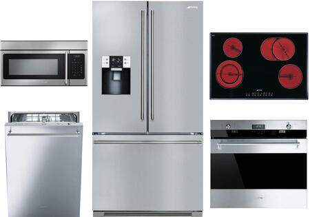 Smeg 798773 Kitchen Appliance Packages