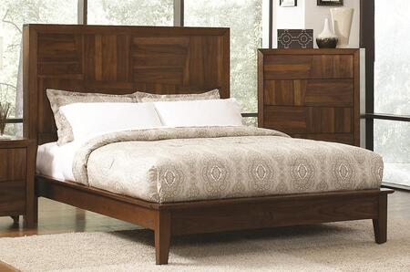 Coaster 202841KW Joyce Series  California King Size Platform Bed