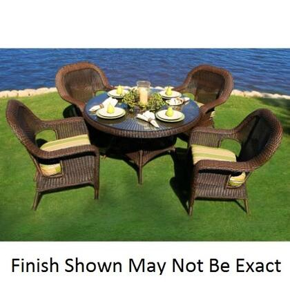 Tortuga LEX5DS3T Transitional Patio Sets