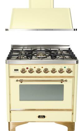 Ilve 719940 Majestic Kitchen Appliance Packages
