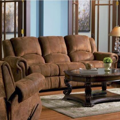 Coaster 550151  Reclining Microfiber Sofa