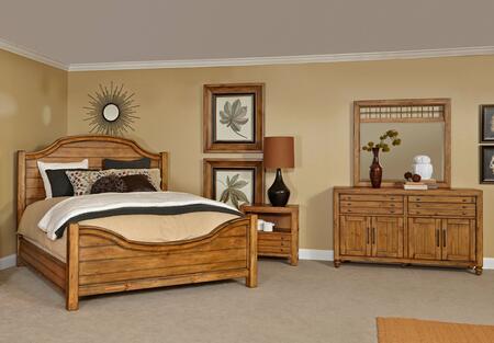 Broyhill 4930KPBNDM Bethany Square King Bedroom Sets