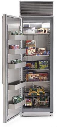 Northland 24AFSSL Built-In Upright Counter Depth Freezer