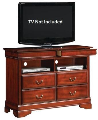 Glory Furniture G2600TV  Veneers Chest