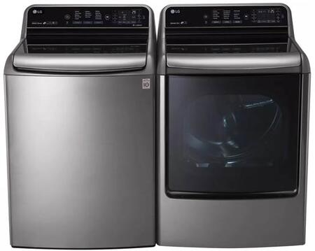 LG 733837 Washer and Dryer Combos