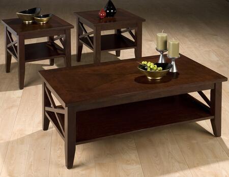 "Jofran 316 48"" Transitional Living Room Table Set"