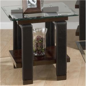 Jofran 8193 Fiona Series Transitional  End Table