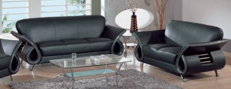 Global Furniture USA U559LVBLSL Global Furniture USA Living