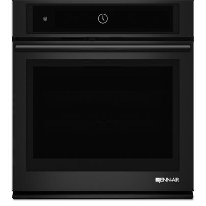 "Jenn-Air JJW2427D 27"" Single Wall Oven with Multimode Convection System, 4.3 cu. ft. Capacity, Telescoping Glide Rack, and Rapid PreHeat, in"