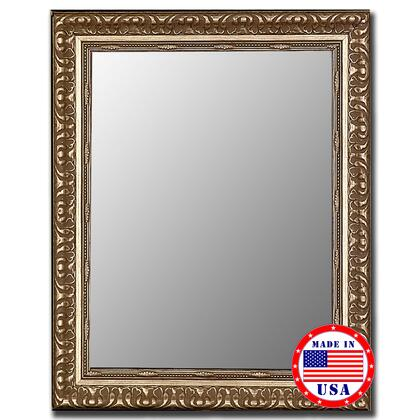 Hitchcock Butterfield 32020x Cameo XxX Mirror in Antique Silver