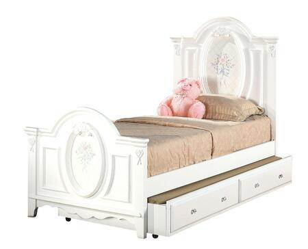 Acme Furniture 01677FBT Flora Full Beds