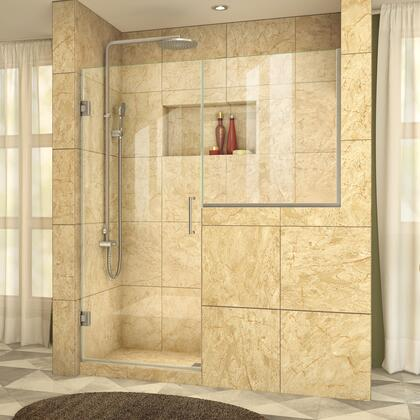 UnidoorPlus Shower Door 39 30D 30BP 04
