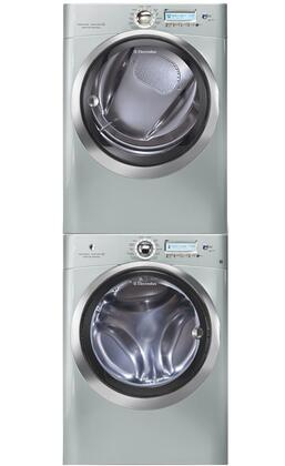 Electrolux ELE3PCFL27ESTCKSSKIT1 Wave-Touch Washer and Dryer