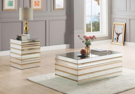 Acme Furniture Osma Coffee and End Table Set