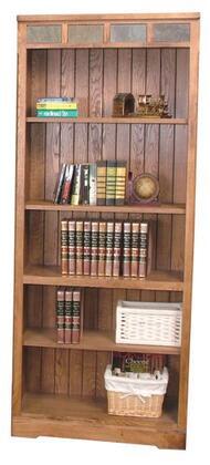 Sunny Designs 2862ROBODONOTUSE Sedona Series  Bookcase