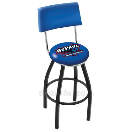 Holland Bar Stool L8B430DEPAUL Residential Vinyl Upholstered Bar Stool