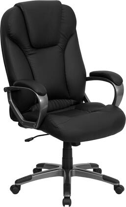 """Flash Furniture BT9066BKGG 26.5"""" Contemporary Office Chair"""