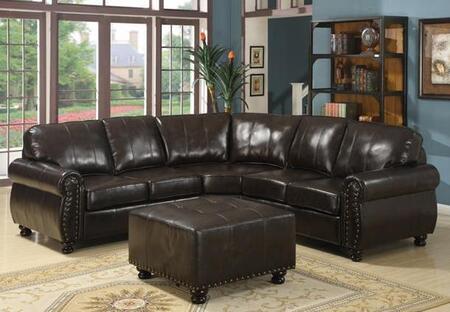 Wholesale Interiors 91784pcSectionalSet  Sofa