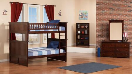 Atlantic Furniture AB59504  Full Size Bunk Bed