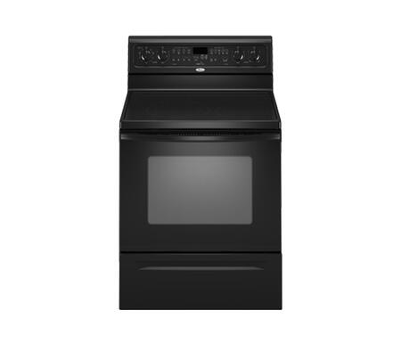 Whirlpool GFE461LVB Gold Series Electric Freestanding |Appliances Connection