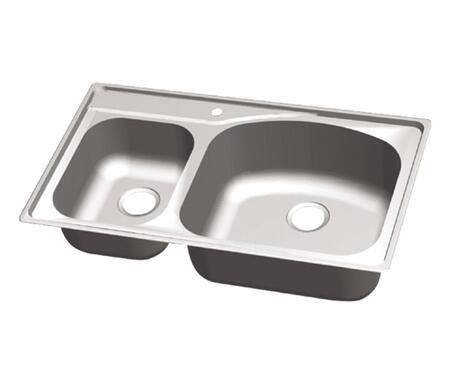 Wells CHT382279 Kitchen Sink