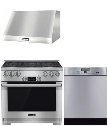 Miele 736661 DirectSelect Kitchen Appliance Packages