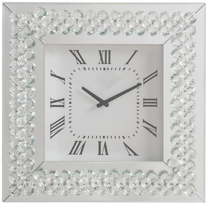 Acme Furniture Lotus Clock