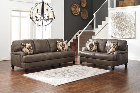 Milo Italia MI5903SLQUAR Jaidyn Living Room Sets