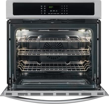 frigidaire fgew2765pf 27 single wall oven appliances connection