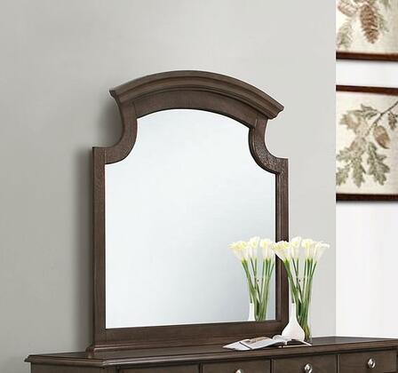 Glory Furniture G5905M  Rectangle Portrait Dresser Mirror