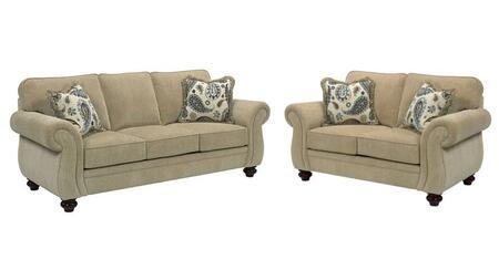 Broyhill 3688QASL899482404543102122 Cassandra Living Room Se