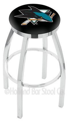 Holland Bar Stool L8C2C25SJSHAR Residential Vinyl Upholstered Bar Stool