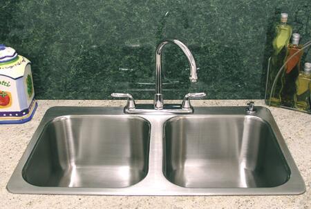 Aline SS2452112RE Kitchen Sink