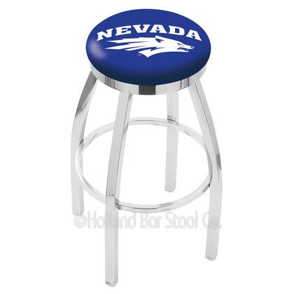 Holland Bar Stool L8C2C25NEVAUN Residential Vinyl Upholstered Bar Stool