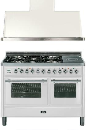 Ilve 721481 Majestic Techno Kitchen Appliance Packages